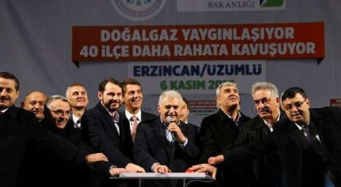 Türkiye Doğalgaz Yaygınlığını Artıracak!
