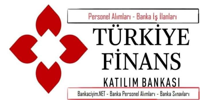 Türkiye Finans Gişe Asistanı Personel Alımları