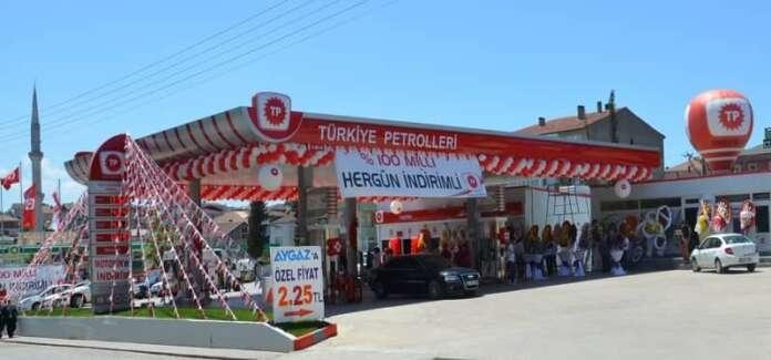 Türkiye Petrolleri Özelleşti