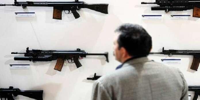 Türkiye Silah Pazarında Gelişiyor!