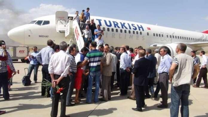 Türkiye'de Her Geçen Gün Uçağa Binen Kişi Sayısı Artıyor