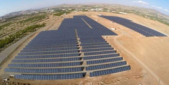 Türkiye'nin İlk Güneş Enerjisi Santrali Elazığ'da Üretime Başladı!