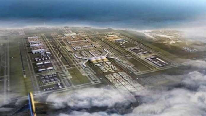 Üçüncü Havalimanında 250 Havayolu Şirketi Uçuş Yapacak