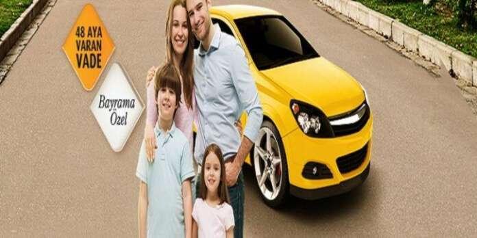 Vakıfbank Bayrama Özel Sıfır KM Otomobil Kredisi