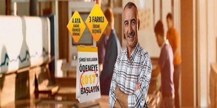 Vakıfbank KOBİ Kredisini Şimdi Alıp 2017'de Ödeyin