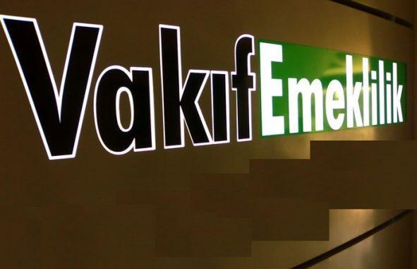 Vakıfbank, Vakıf Emeklilik A.Ş Genel Başvuruları