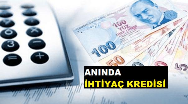 VakıfBank'dan 30 Bin TL Anında Kredi
