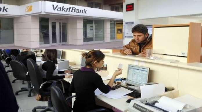Vakıfbank'tan Kamu Personeline Özel Kredi Kampanyası!