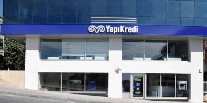 Yapı Kredi Bankası'ndan Masrafsız Alış Veriş Kredisi