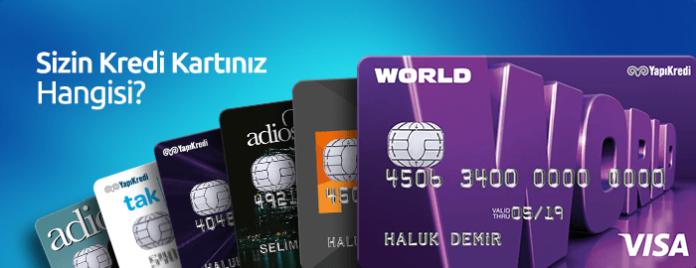 Yapı Kredi Kredi Kartları Fırsatları