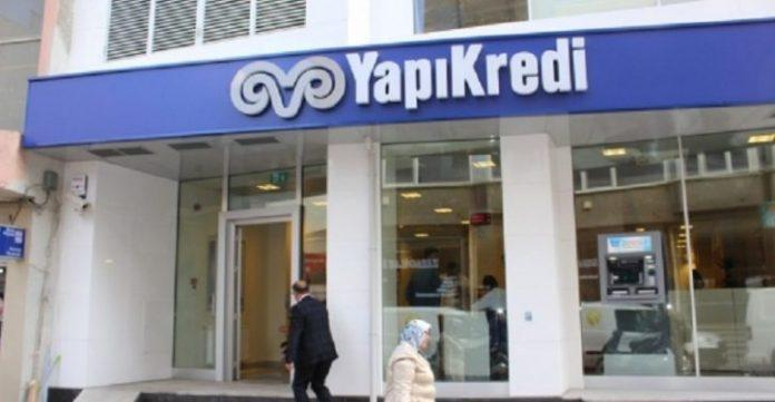 Yapı Kredi Mobil ve İnternetten Kredi Olanağı!