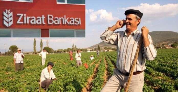 Ziraat Bankası Modern Basınçlı Sulama Sistemleri Kredileri