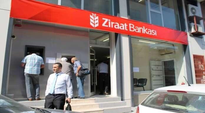 Ziraat Bankası Teminat Karşılığı İhtiyaç Kredisinde Faiz Oranı Aylık Yüzde 1,19!
