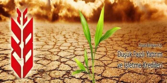 Ziraat Bankası'ndan Çiftçi ve Besiciye 180.000 Lira Kredi İmkanı