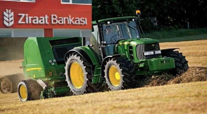 Ziraat Bankası'ndan Traktör Kredisi Fırsatı!