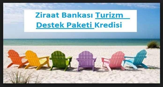 Ziraat Bankası'ndan Turizmciye Destek Kredisi