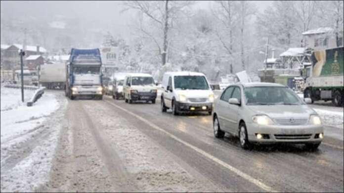 Zorunlu Kış Lastiği Cezası Zamlandı