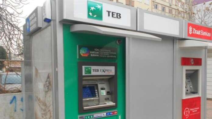 TEB ATM Para Çekme ve Yatırma Limiti