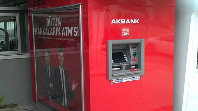 Akbank ATM Para Çekme ve Yatırma Limiti