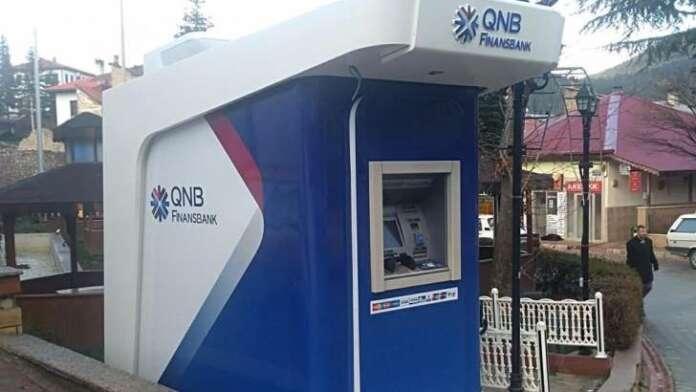 QNB Finansbank ATM Para Çekme ve Yatırma Limiti