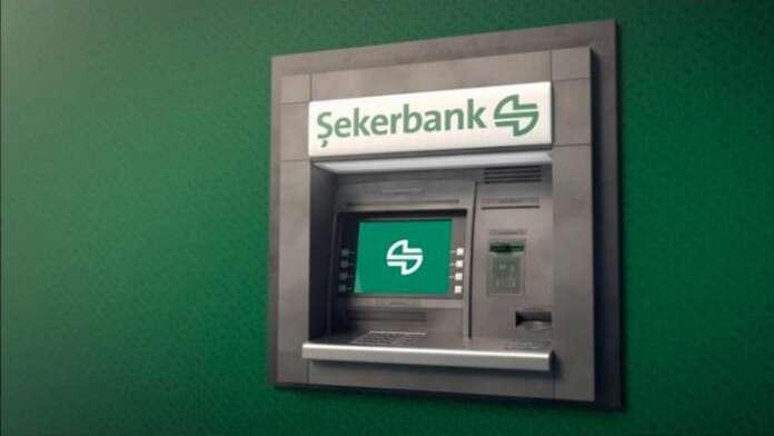 Şekerbank ATM Para Çekme ve Yatırma Limiti