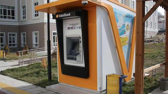 Vakıfbank ATM Para Çekme ve Yatırma Limiti