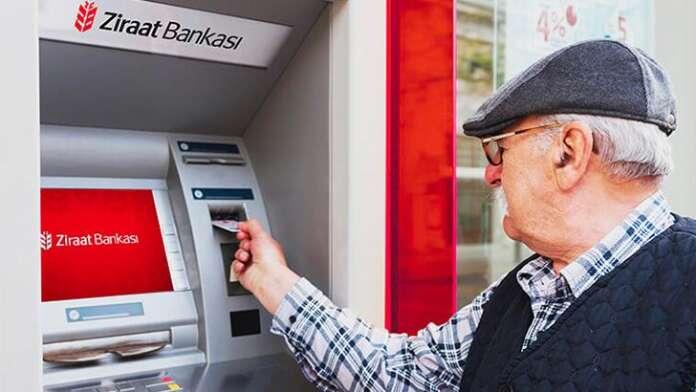 Ziraat Bankası ATM Para Çekme ve Yatırma Limiti