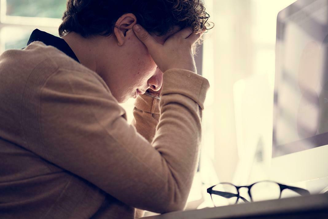 Stresli Olmaktan Endişelenmek