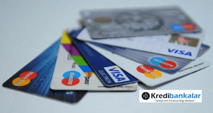 En İyi Kredi Kartı Veren Bankalar
