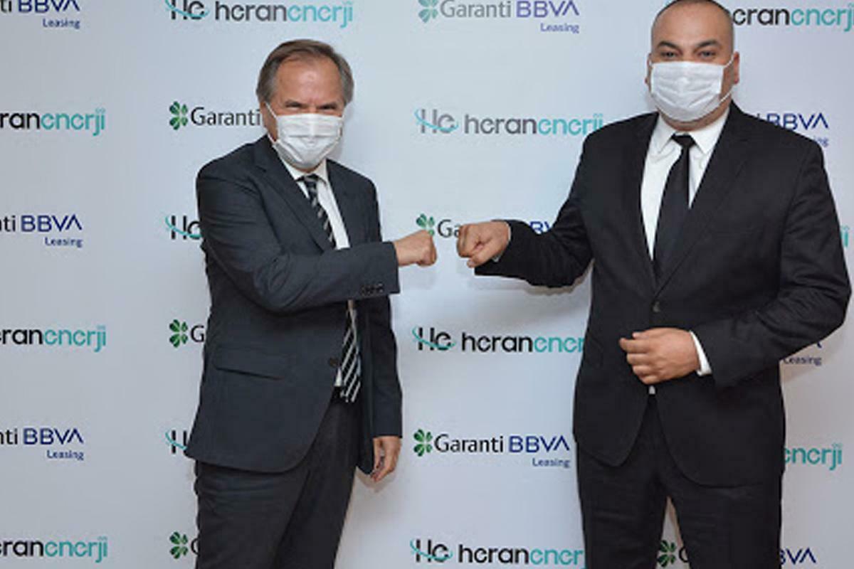 Garanti BBVA Leasing'den İşbirliği Anlaşmaları Geldi