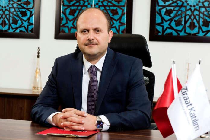 Ziraat Katılım Genel Müdürü Özdemir'den Önemli Açıklamalar